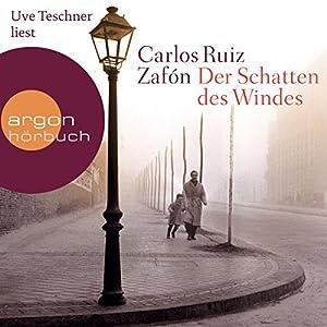 Der Schatten des Windes Audiobook