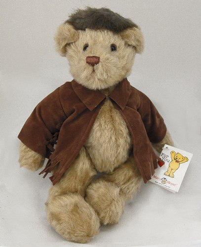 Mary Meyer Davy Crockett Bear Plush Toy