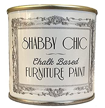 Winter Grey Furniture Paint Great For Creating A Shabby Chic Style. 1 Litre