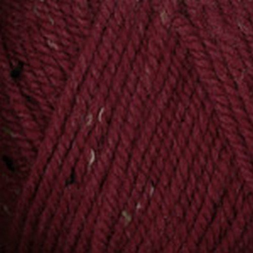 Plymouth (5-Pack) Encore Worsted Tweed Yarn Ruby ()