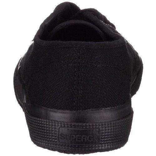 tela de deporte hombre Zapatillas para de Negro Superga Tq1H7w