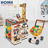 B/A Sanycool Kids Supermarket Set with Cashier