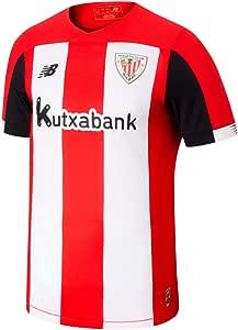 New Balance AC Bilbao Primera Equipación 2019-2020 Niño, Camiseta ...