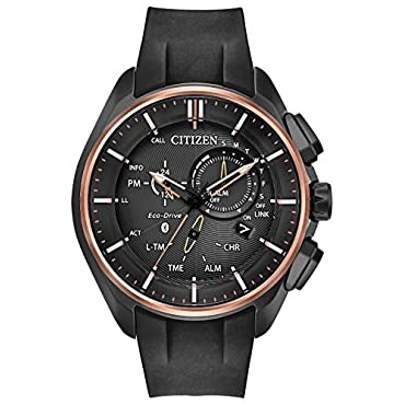 Citizen BZ1044-08E Proximity Men's Watch Black 48mm Black Stainless Steel