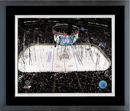 Staples Center Los Angeles Kings NHL Stadium Photo (Size: 22.5