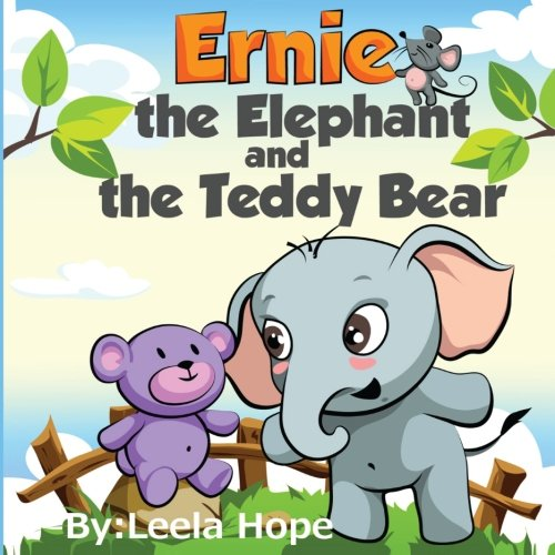 Price comparison product image Ernie the Elephant and the Teddy Bear