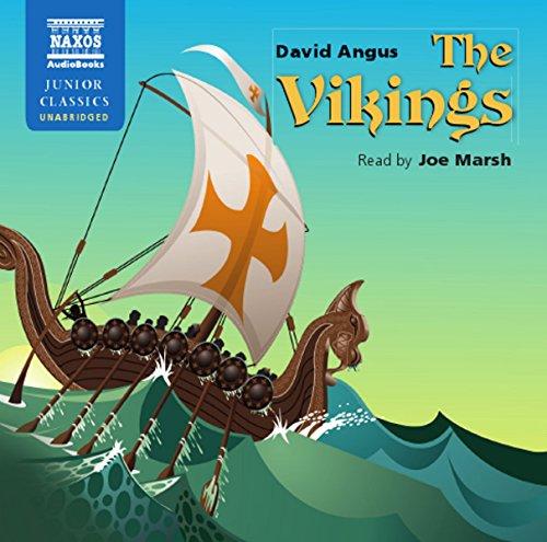 The Vikings (Junior Classics) by Naxos AudioBooks