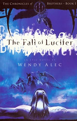 book cover of The Fall of Lucifer