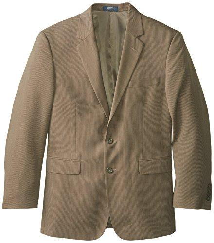 Arrow Men's Taupe Suite Separate Jacket, Khaki, 42 Short