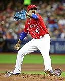 "Marcus Stroman Toronto Blue Jays MLB Action Photo (Size: 8"" x 10"")"
