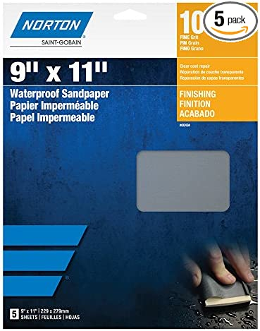 Norton 07660700494 Abrasive 5 Pack