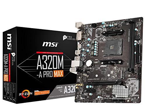 MSI ProSeries AMD A320
