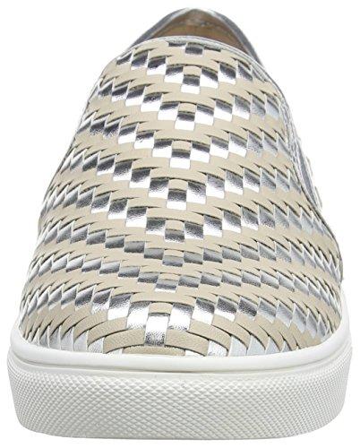 Carvela Jinx, Sneaker Basse Donna Beige (Metal Comb)