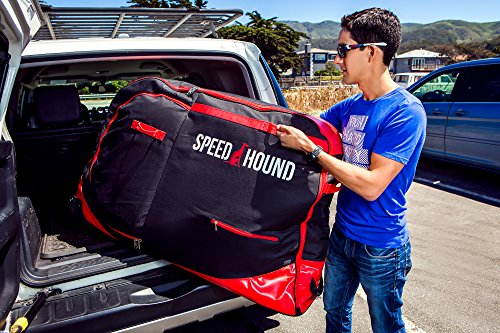 Flash Sale! Speed Hound FREEDOM Road and Mountain Bike Travel Bag/Case by Speed Hound (Image #4)