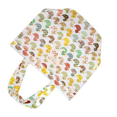 LA Bags cute Tote Shoulder duck Women Cotton Handbags HAUTE Cartoon Beach Bags Shopping Cute Bags rOxqX1rg