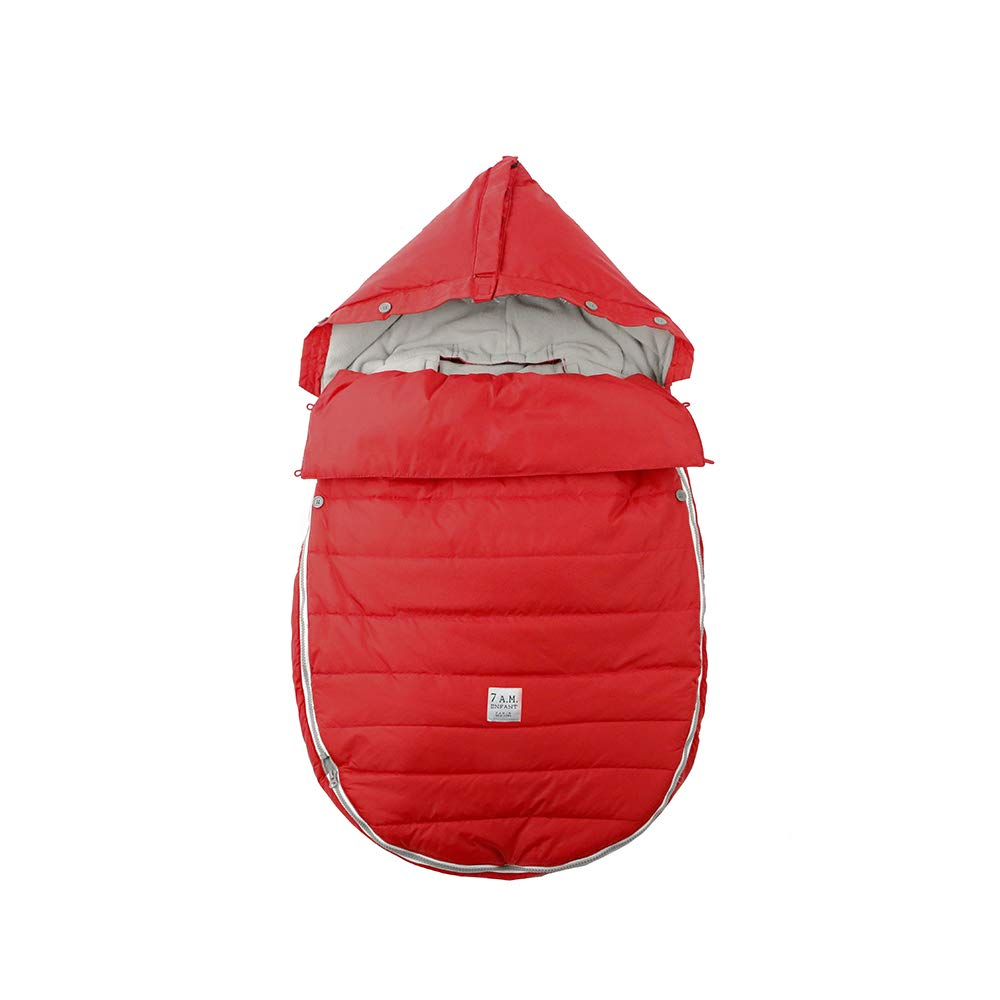 7 A.M. Enfant BeePod Baby Bunting Bag for Strollers and Car Seats