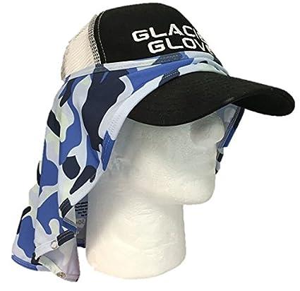 premium selection ca01d a881a Glacier Outdoor Glacier Glove Universal Shade II (Blue Camo), One Size