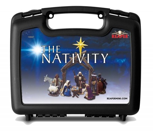Reaper Miniatures The Nativity #10047 Boxed Sets Unpainted Metal Figure