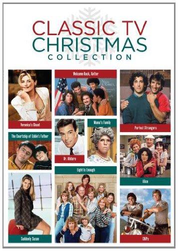 Amazon.com: Classic TV Christmas Collection ( 4 Disc): Classic ...