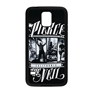 diy zheng Ipod Touch 4 4th Black Hardshell Case dog grass leaves autumn Desin Images Protector Back Cover