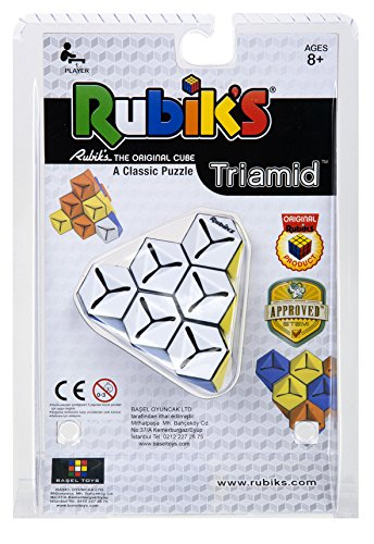 Winning Moves TRIAMID A Triangular Rubik's Puzzle