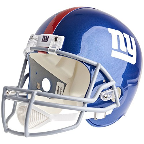 New York Giants Officially Licensed VSR4 Full Size Replica Football Helmet by Riddell