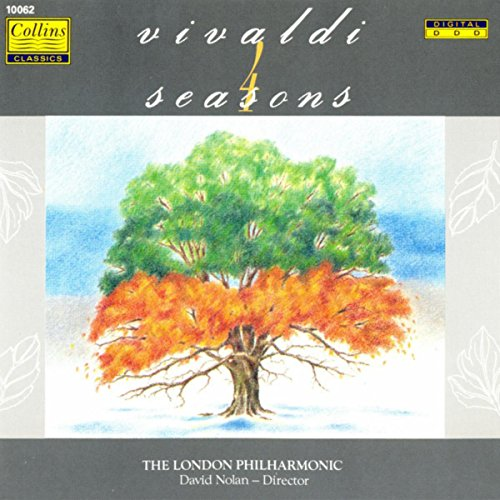 (Vivaldi: The Four Seasons, Concerto Cycle For Solo Violin, Strings And Continuo, Op.8, no.1-4)