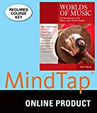 Music Best Deals - MindTap Music for Titon's Worlds of Music: An Introduction to the Music of the World's Peoples, 6th Edition