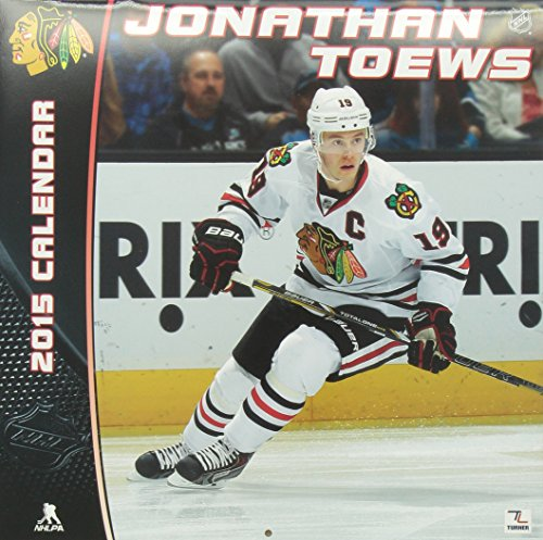 Chicago Blackhawks Jonathan Toews 2015 Calendar