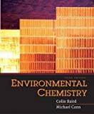img - for Environmental Chemistry by Colin Baird (2004-08-13) book / textbook / text book