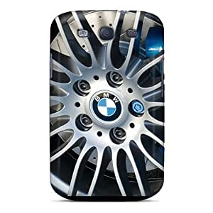 First-class Case Cover For Galaxy S3 Dual Protection Cover Bmw Concept 1 Series Wheel Section