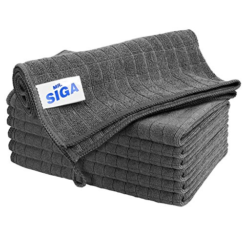 🥇 MR.SIGA Microfiber Cleaning Cloth