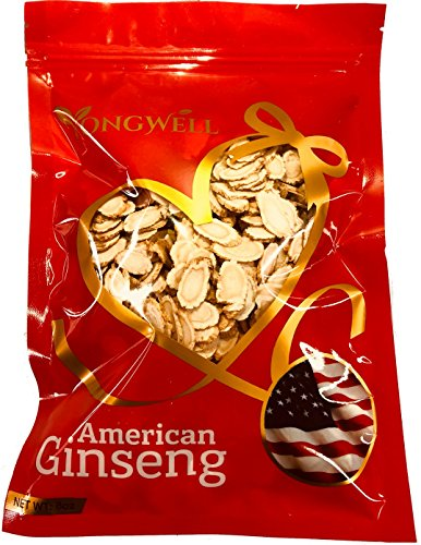 Hand Selected Grade American Ginseng Medium