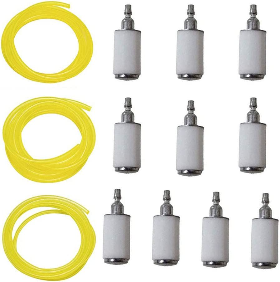 Amazon.com : HIFROM Fuel Filters with 3 Size 5 Feet Fuel Line Replacement  for Poulan Weedeater Craftsman Stihl Echo String Trimmer Chainsaw Blower  530095646 : Garden & OutdoorAmazon.com