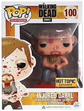 Funko Pop the Walking Dead-injured Daryl #3805
