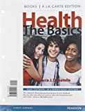 Health : The Basics, Books a la Carte Plus MasteringHealth with EText -- Access Card Package, Donatelle, Rebecca J., 0321958586