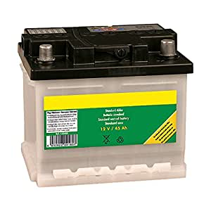 Stardard Wet-Cell Battery 12V/125 Ahwithout battery acid, dry charged - 133510