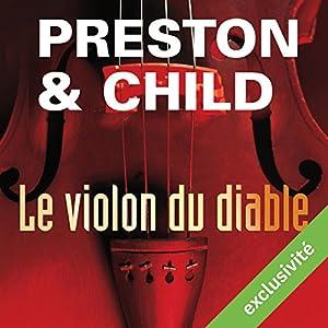 Le violon du diable (Pendergast 5) Audiobook