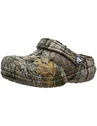 Kids' Classic Realtree Edge Lined Clog