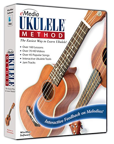 eMedia Ukulele Method - interactive software lessons by eMedia