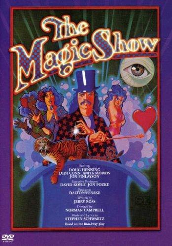 The Magic Show with Doug - English Magic Dvd