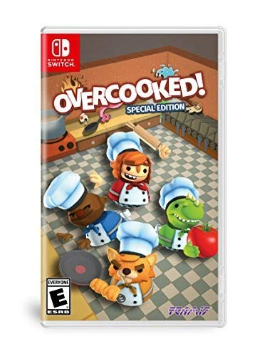 Overcooked! Special Edition - Nintendo Switch (Best Delivery In Austin)