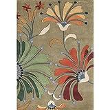 Alliyah Handmade Khakhi Green, Rust, Burgundy, Tan, Beige, Frosty Spurce, and Hunter Green New Zealand Blend Wool...