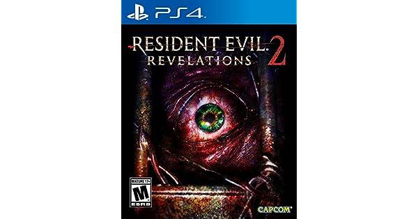 Capcom Resident Evil: Revelations 2 PS4 - Juego (PlayStation 4, Acción, Capcom, ENG, Básico, Capcom): Amazon.es: Videojuegos