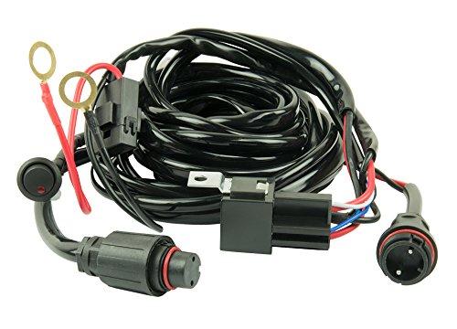 One Light 1 Pack Blazer International Trailer /& Towing Accessories Blazer CWL620 Heavy-Duty Wire Harness