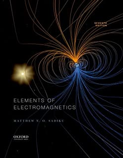 Elements of electromagnetics the oxford series in electrical and elements of electromagnetics the oxford series in electrical and computer engineering fandeluxe Images