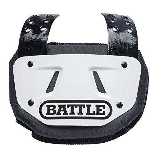 Battle Sports Football Back Plate
