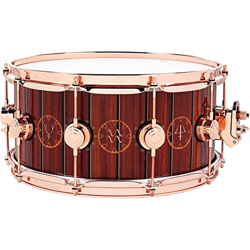 DW Collector's Series Rush Icon Snare 14 x