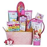 Cheap SKash26ani Perfect Christmas Gift Baskets for Girls Disney Princess Toiletries Gift Basket