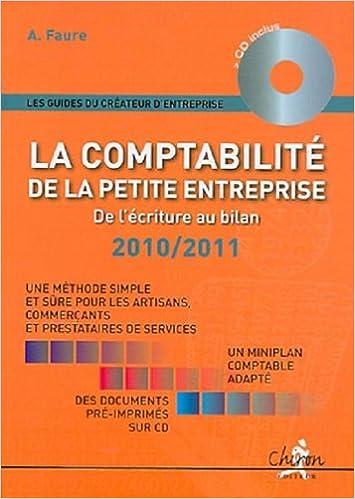 En ligne téléchargement La comptabilité de la petite entreprise : de l'écriture au bilan (1Cédérom) pdf ebook